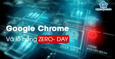 Cập nhật Google Chrome vá lỗ hổng bảo mật mới được phát hiện