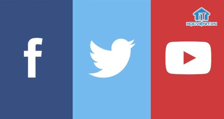 Nga chỉ đích danh, cấm Twitter, Facebook và YouTube hoạt động