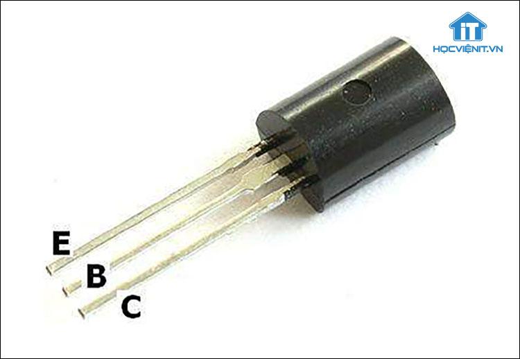 Cấu tạo Transistor lưỡng cực