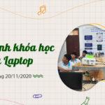 Tuyển sinh khóa học Sửa Laptop khai giảng 20/11/2020