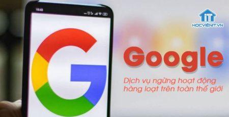 Lỗi ngừng hoạt động dịch vụ Gmail, Youtube cực kỳ nghiêm trọng