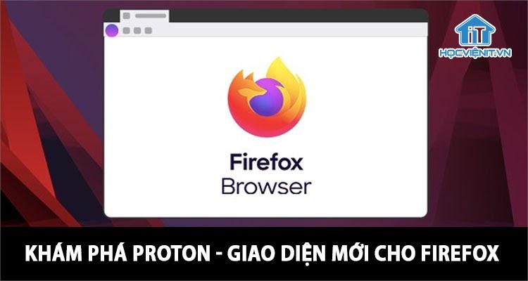 Thiết kế giao diện Firefox mới có thể sẽ ra mắt vào tháng 5
