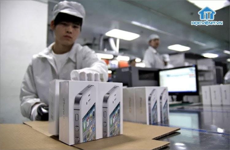 Việc thiếu hụt chip lắp ráp cũng làm ảnh hưởng tới nhiều ngành công nghiệp khác