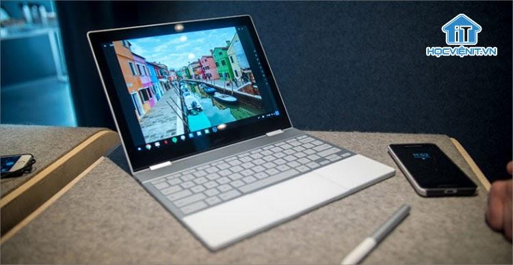 HP là nhà cung cấp Chromebook hiện nay