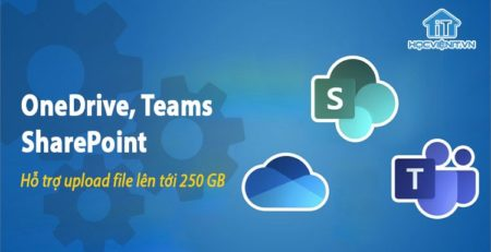Microsoft hỗ trợ tải file có dung lượng 250GB lên dịch vụ đám mây