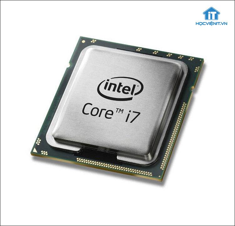 Hình ảnh của CPU trên thực tế