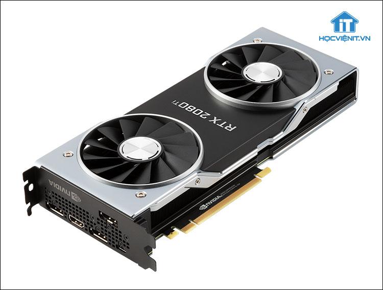 Hình ảnh của GPU trên thực tế