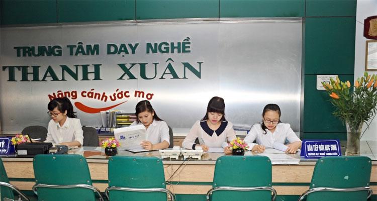 Trung tâm dạy nghề Thanh Xuân