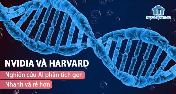 Harvard và NVIDIA phát triển AI trong lĩnh vực sinh học