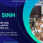 Tuyển sinh khóa học Sửa Laptop Pro A-Z K186 khai giảng ngày 20/05/2021