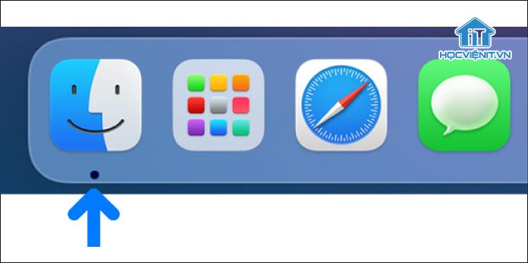 Biểu tượng Finder trên MacBook