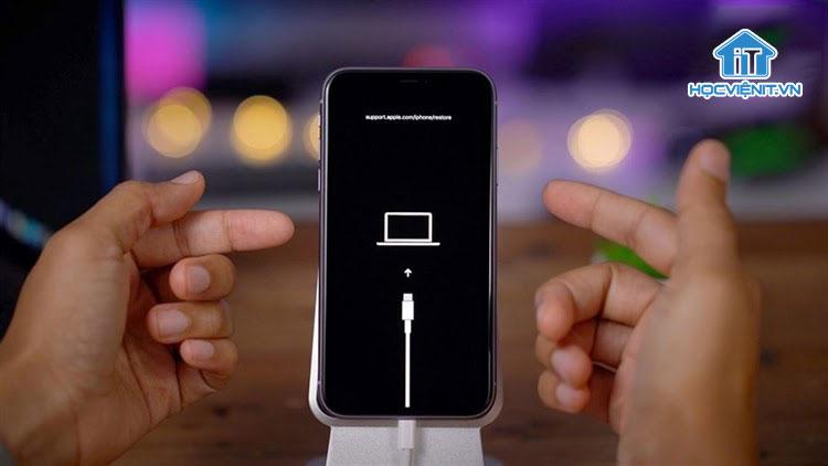 Chế độ DFU với iPhone tai thỏ