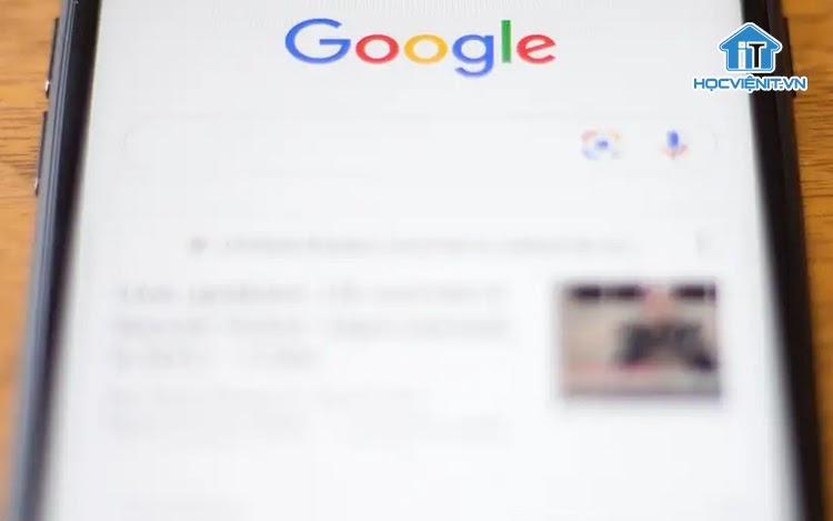 Google sẽ cảnh báo kết quả tìm kiếm nghi vấn