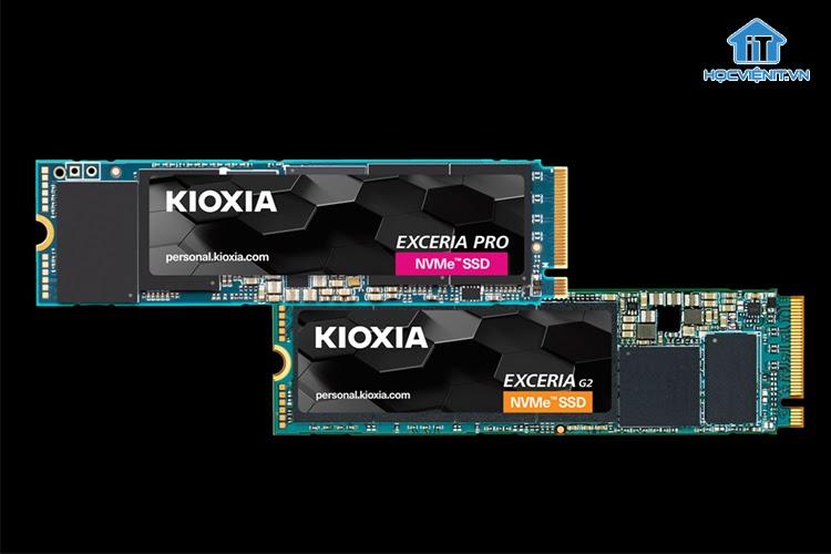 Ổ cứng SSD Exceria Pro và Exceria G2 Series