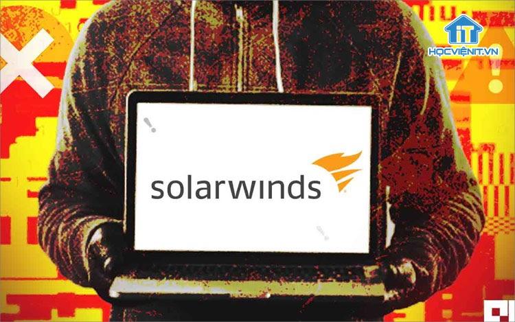 Phần mềm SolarWinds thường xuyên bị tin tặc tấn công
