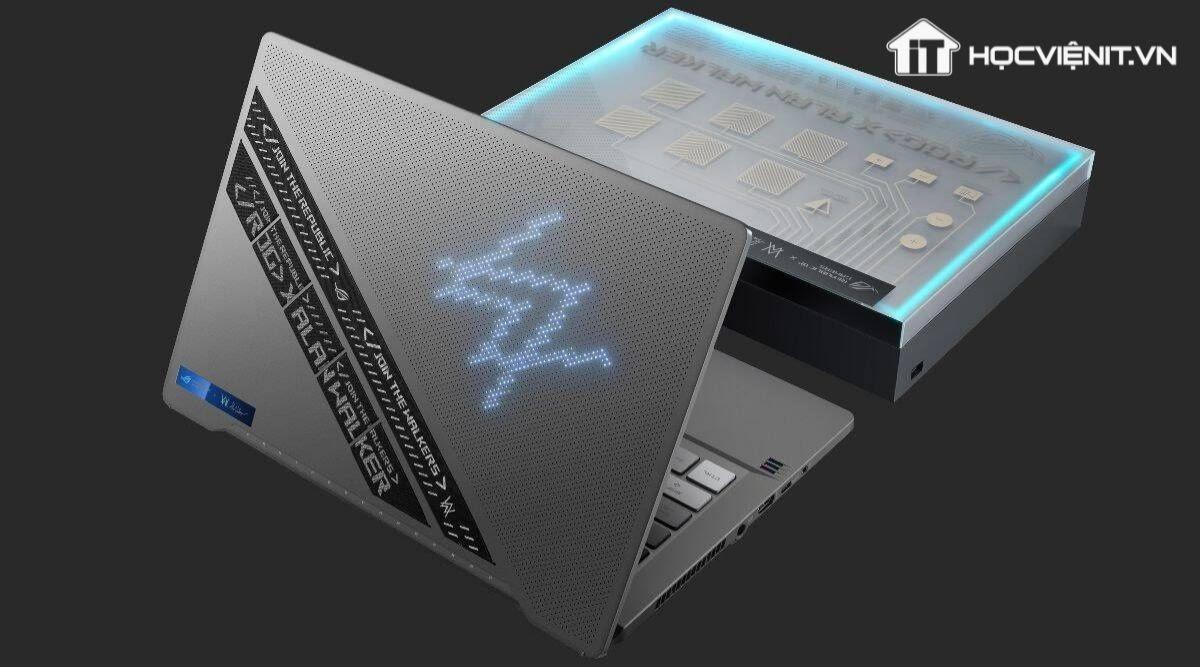 Hộp đựng laptop trở thành một sàn DJ mini