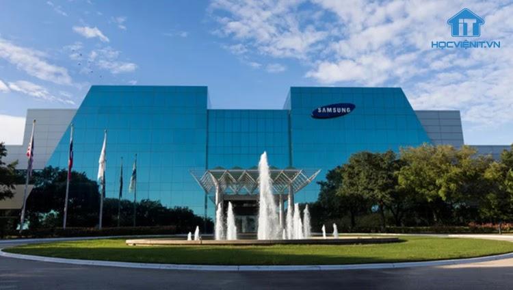 Samsung mở rộng công suất dây chuyền Pyeongtaek S5