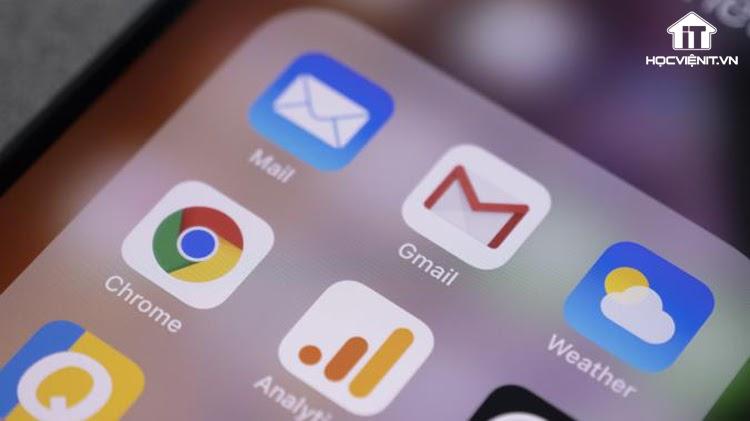 Google Chrome trên điện thoại iPhone
