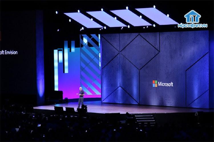 Hình ảnh sự kiện Microsoft Ignite