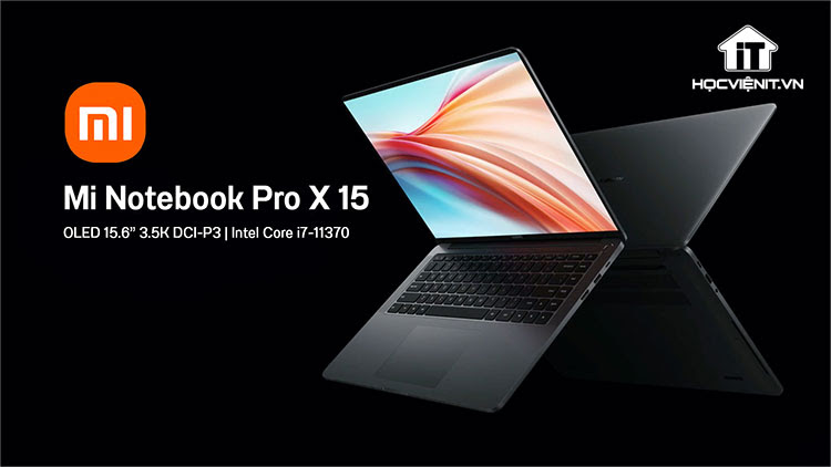 Mi Notebook Pro có thể có màn hình OLED