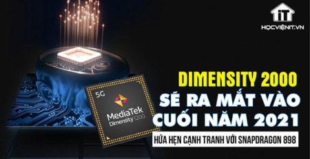 Flagship mới của MediaTek có thể sắp ra mắt