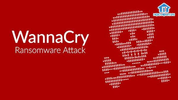 Vụ tấn công WannaCry với hơn 200.000 nạn nhân